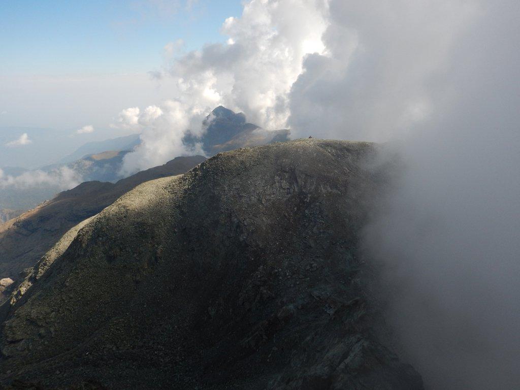Meidassa dalla cima del Granero
