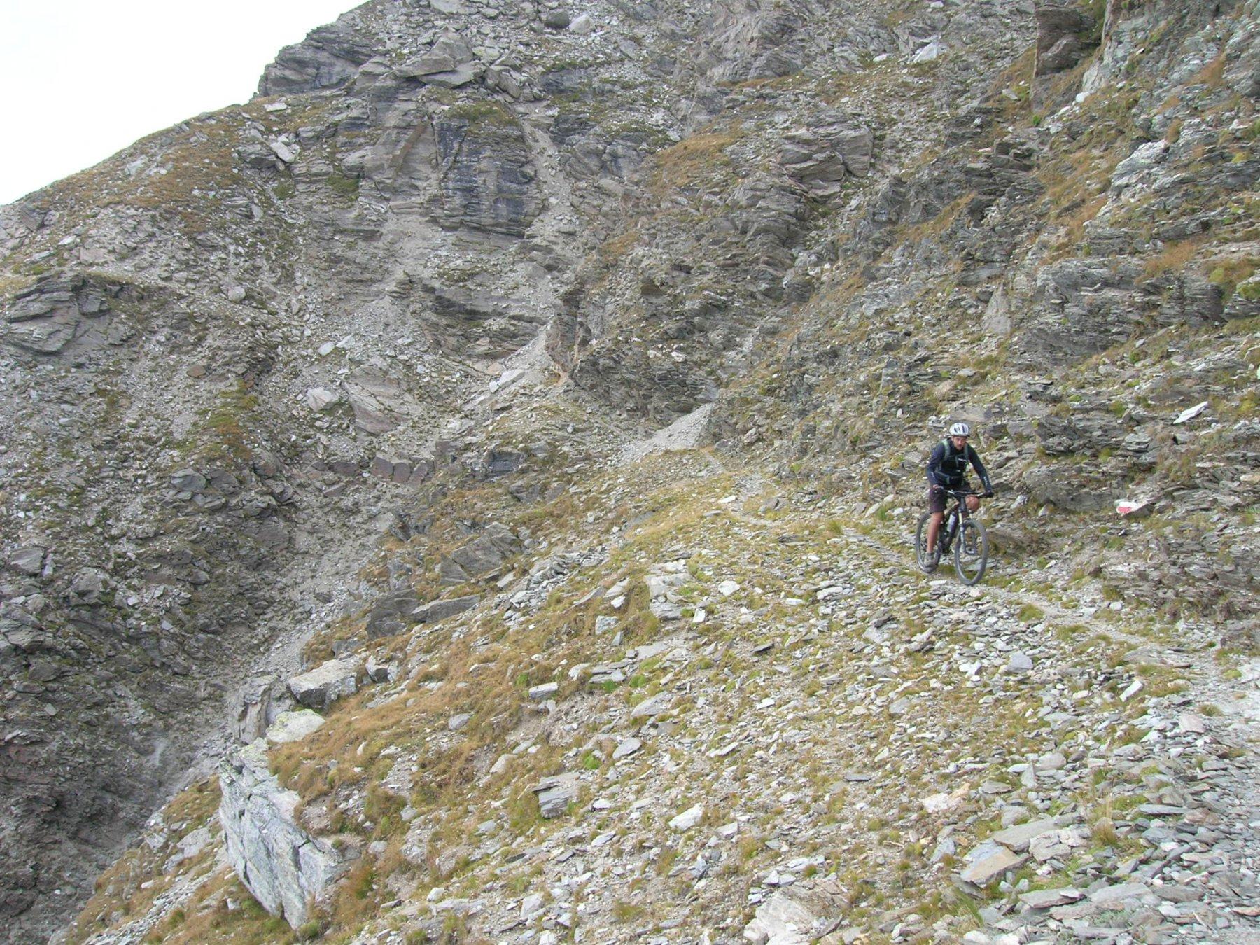Trinceramenti (Passo dei) da Bar Cenisio, tour del Giusalet per Col Clapier e Rifugio Avanzà 2016-09-11