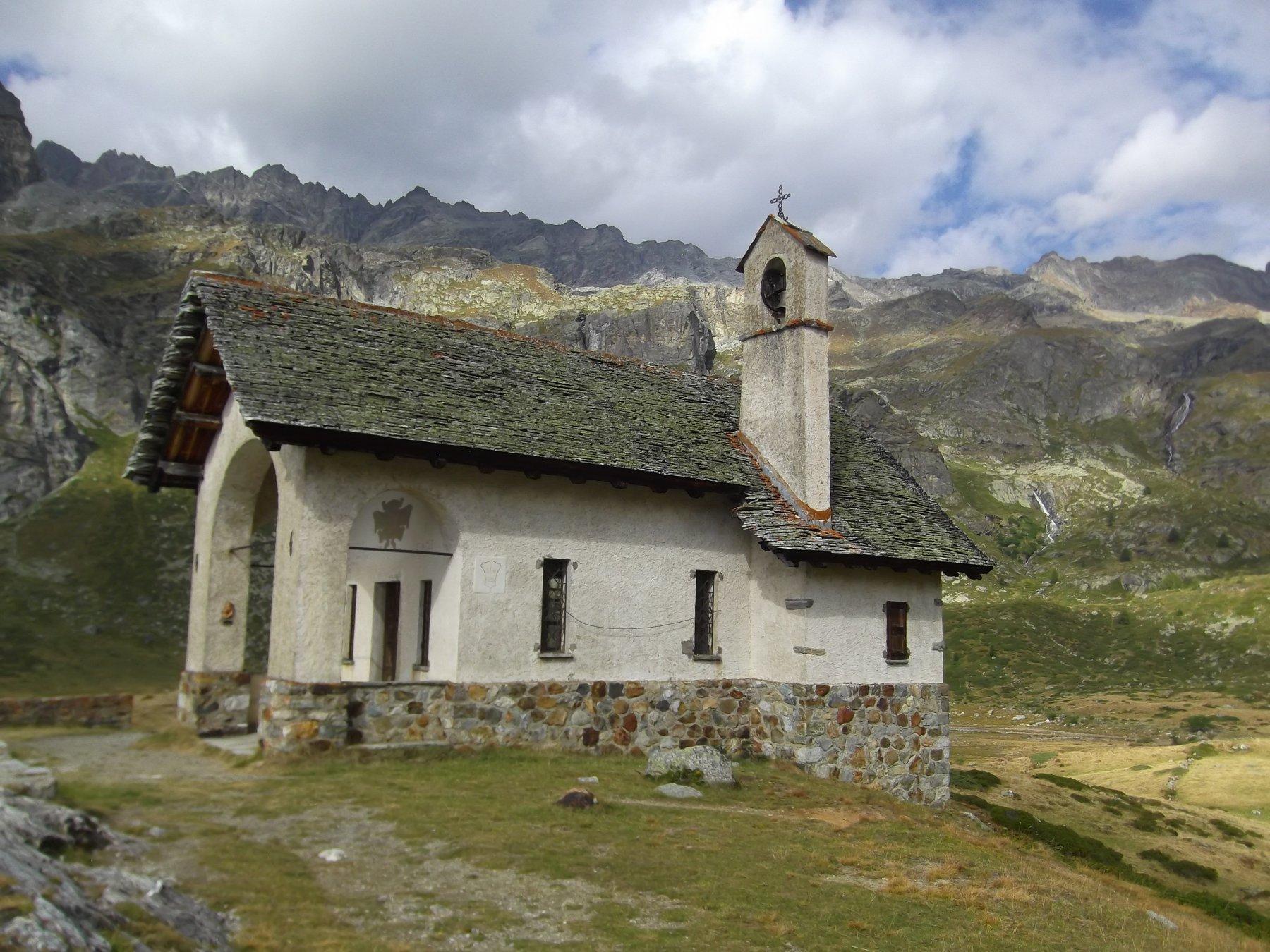 Cappella di Cignana.