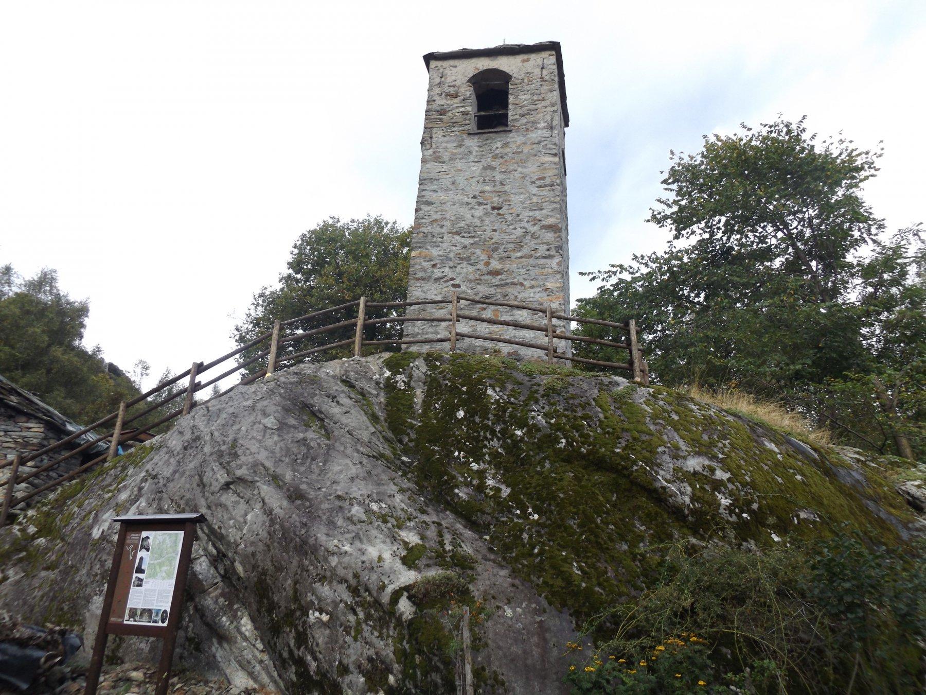 Campanile della chiesa di Sant Anna