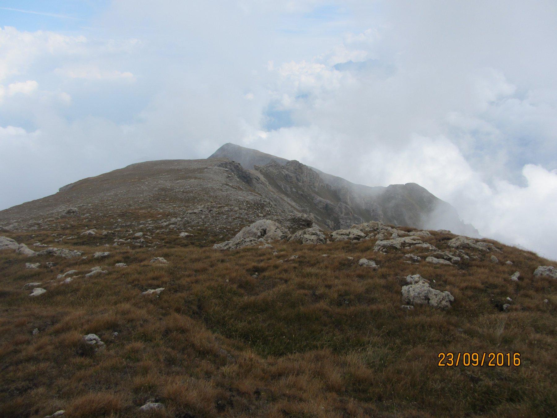 Cresta tra Punta Clopaca e Cima del Vallone