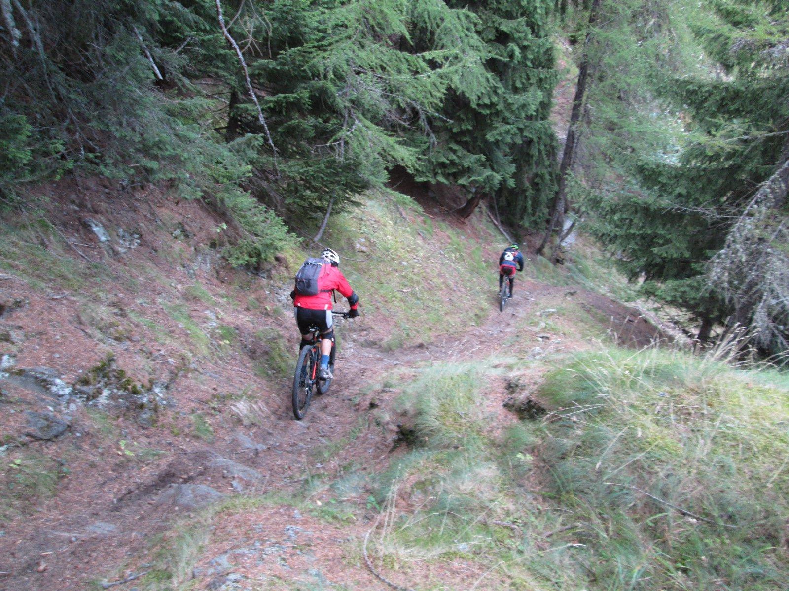 Champromenty (Alpe) da Introd, giro 2016-09-24