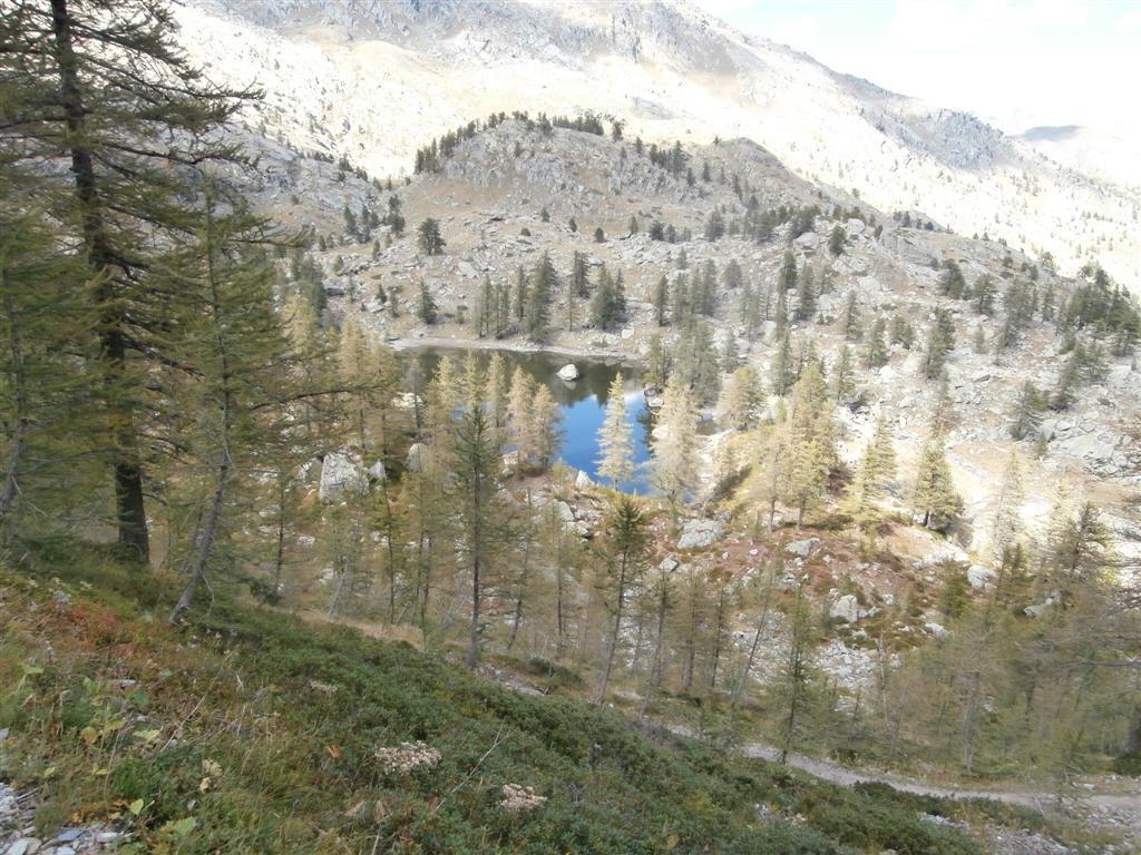 il bel lago Vert