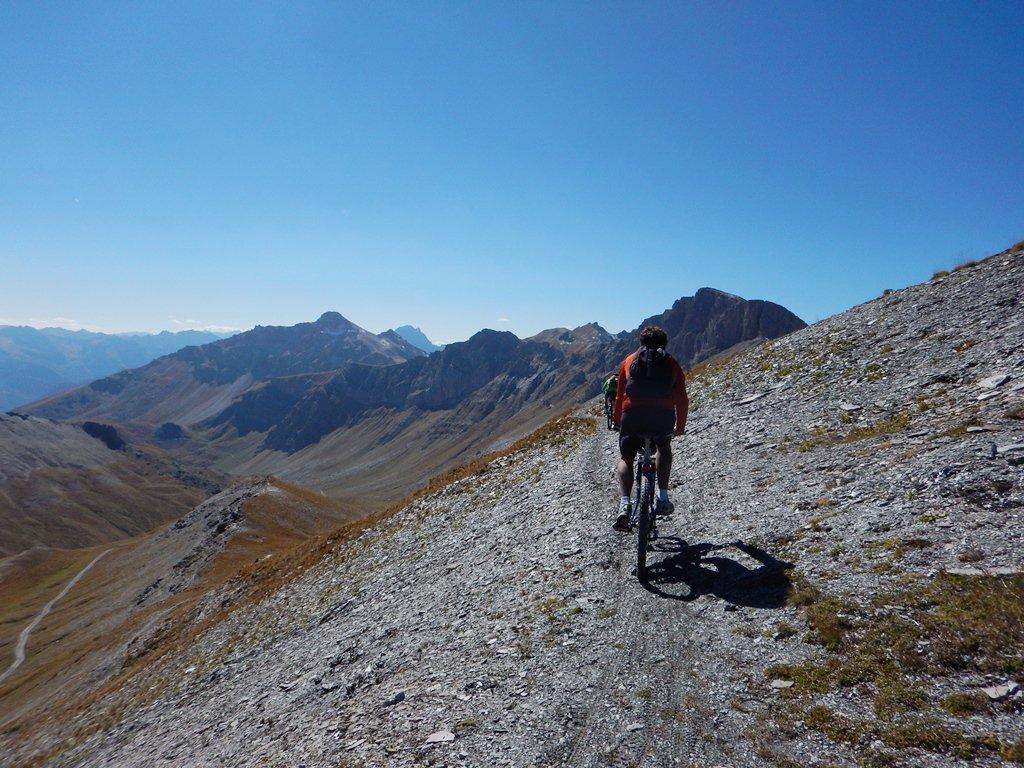 Dal Carmagnola al monte Bellino