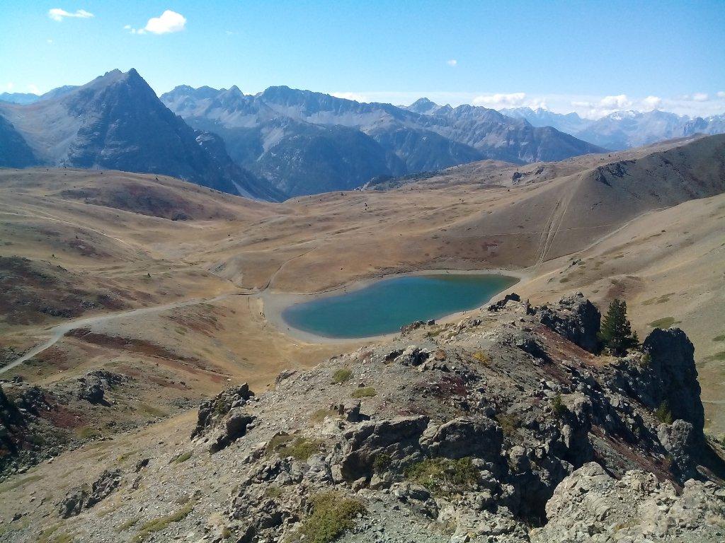 Lac Gignoux (7 Colori) da Col Saurel