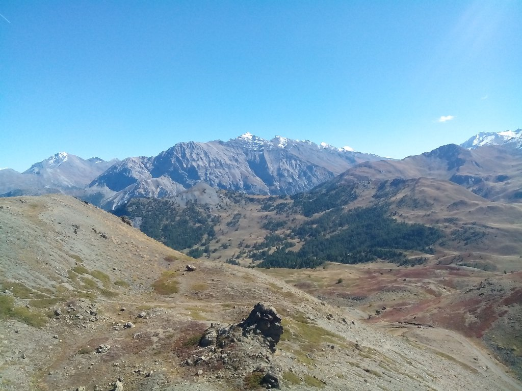 itinerario percorso verso Capanna Mautino