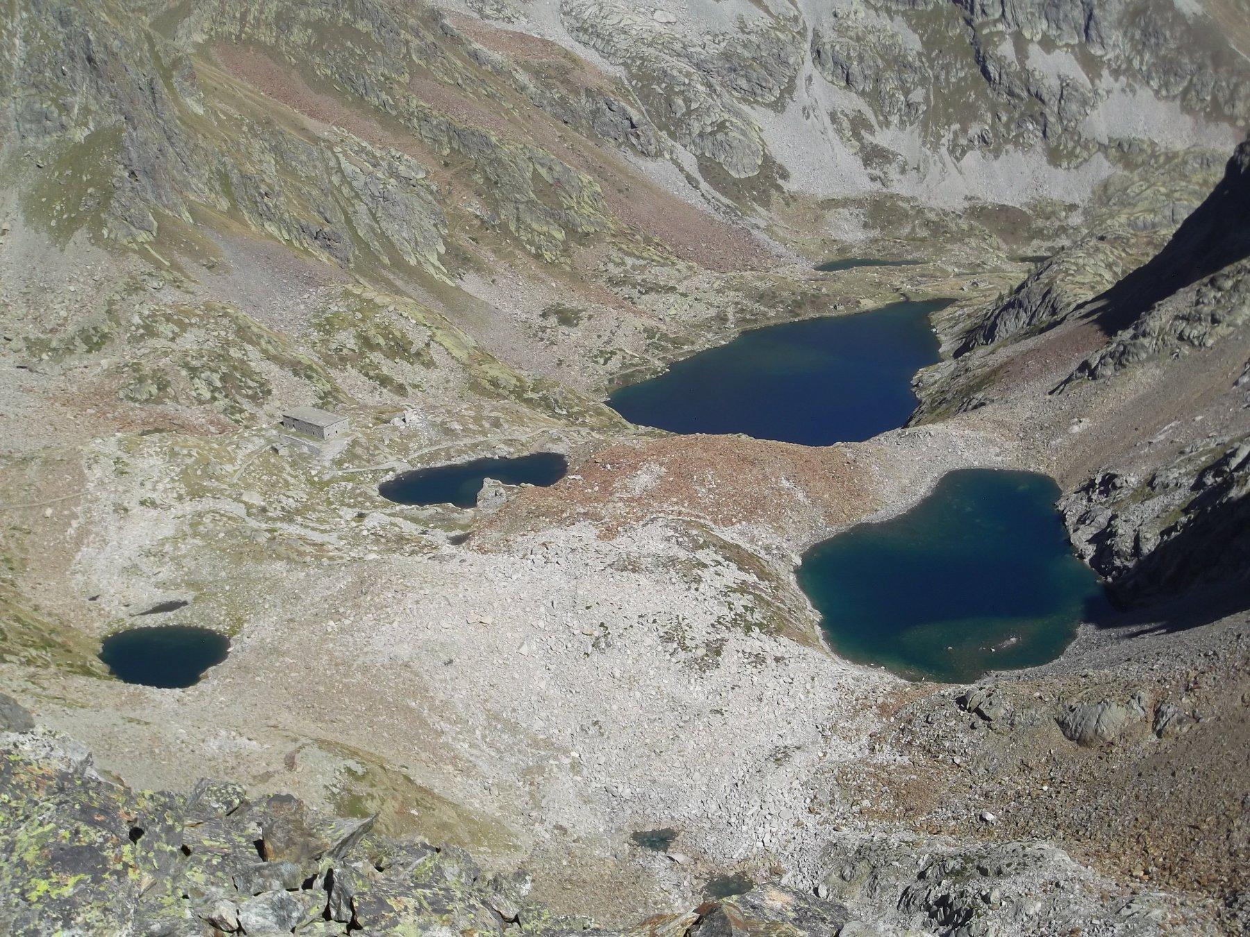 Lausa (Cima della)da Terme di Valdieri per la Bassa della Lausa 2016-09-25
