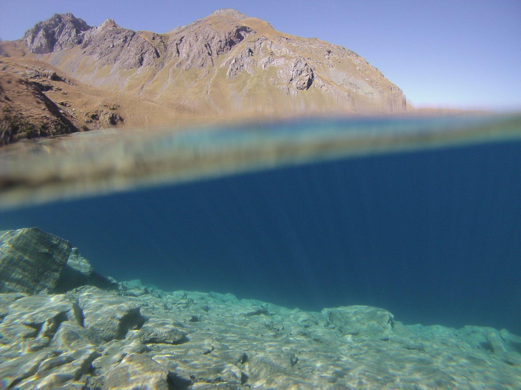 sott'acqua
