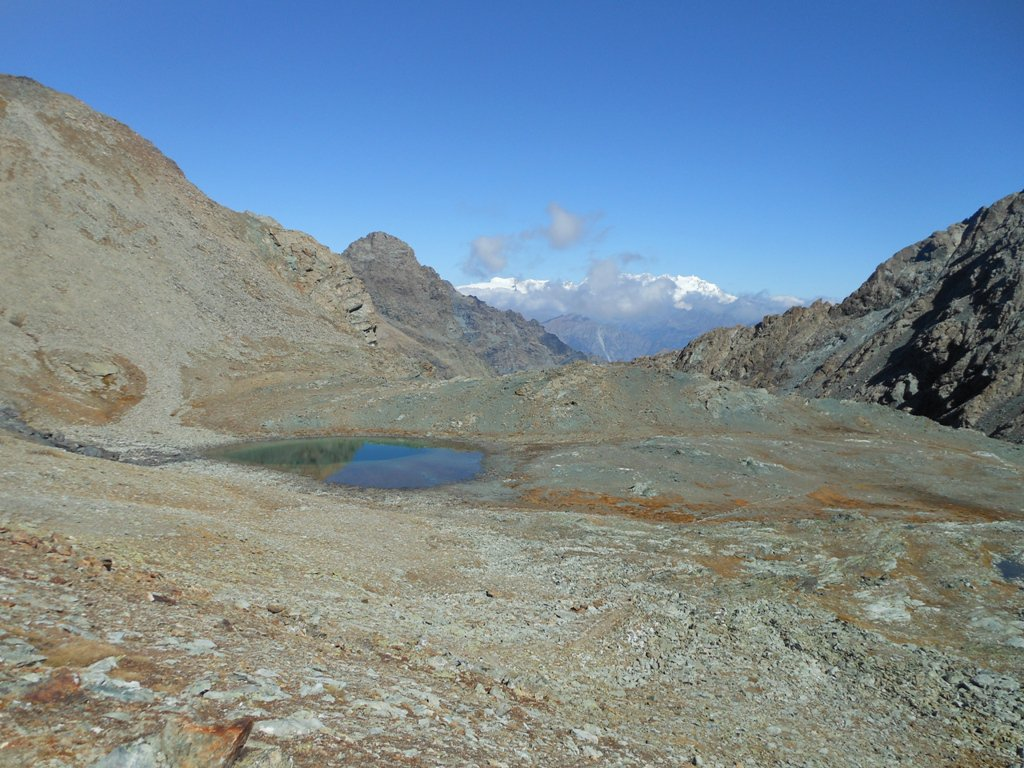 Lago des Heures