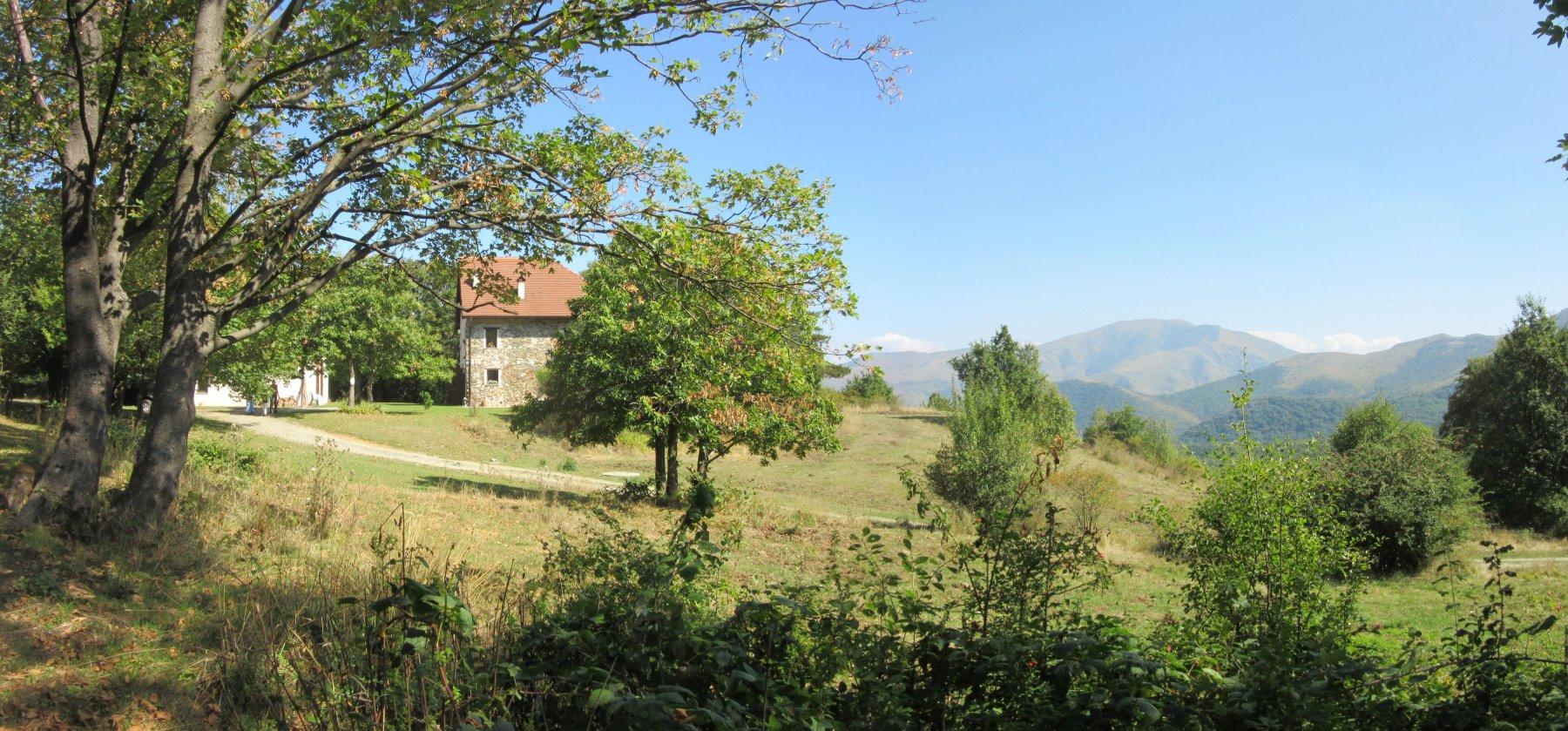 Cascina Pizzo ora centro documentazione del Parco