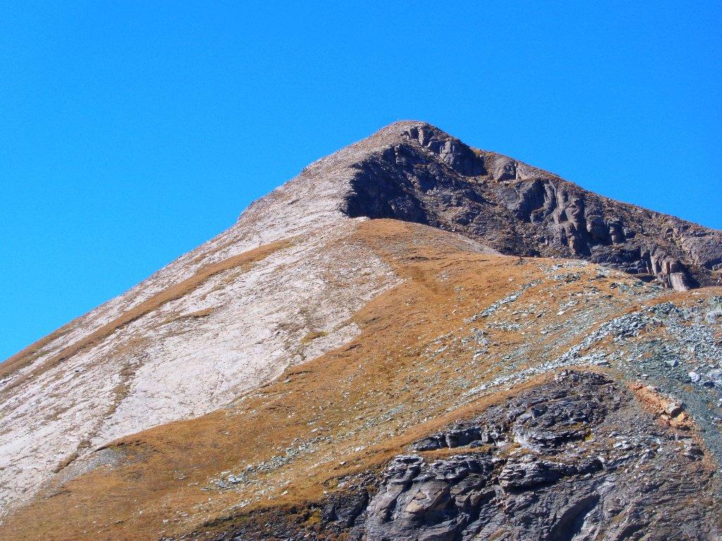 Punta di Laris dal Colle