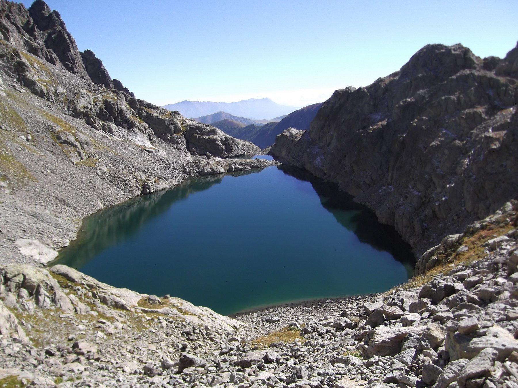 Lago Gele'.