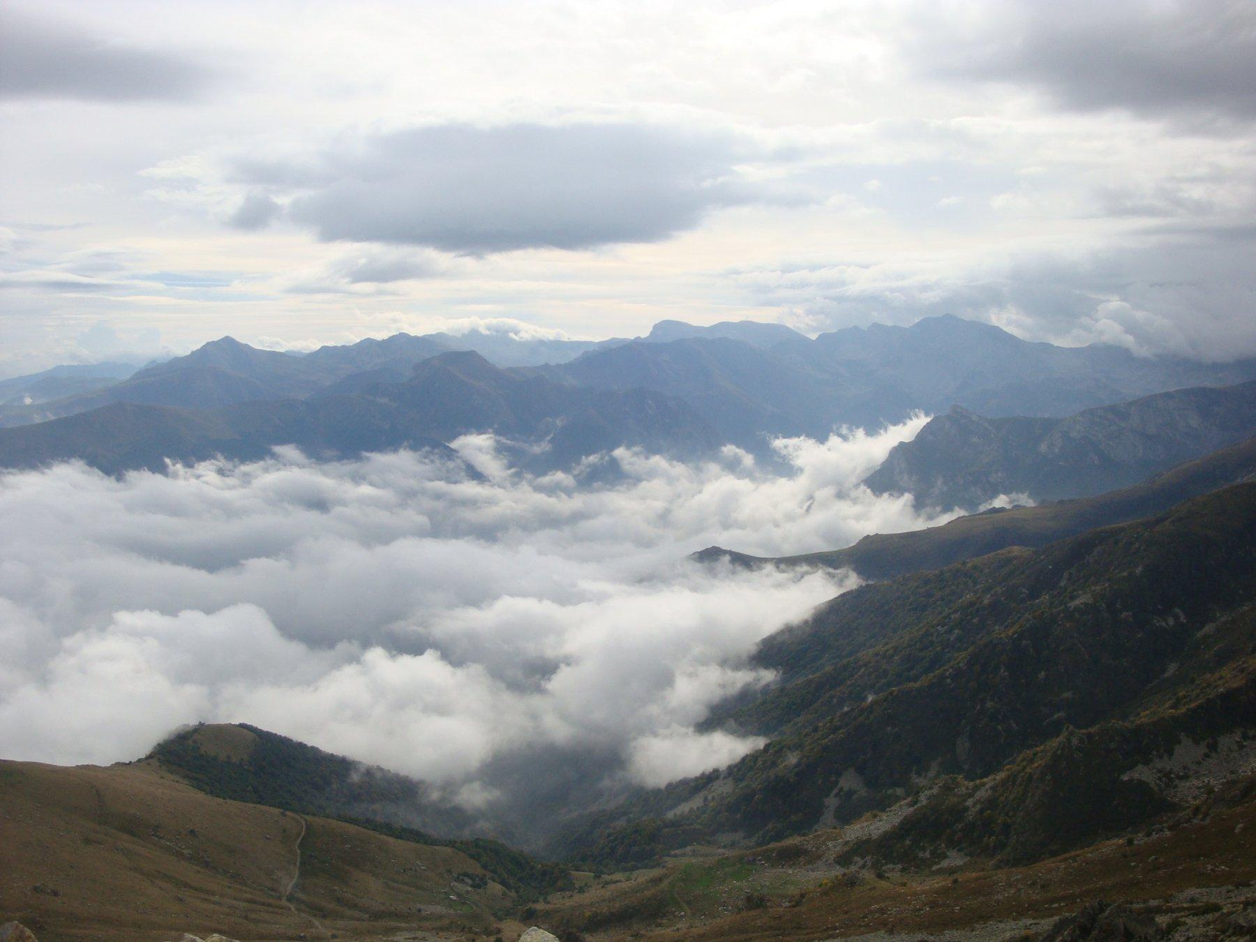 panorama(tra le nubi)