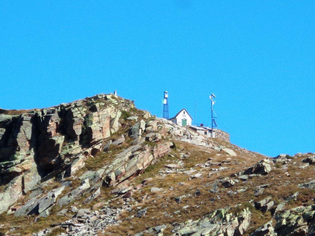 zoom sul Camino dal colle