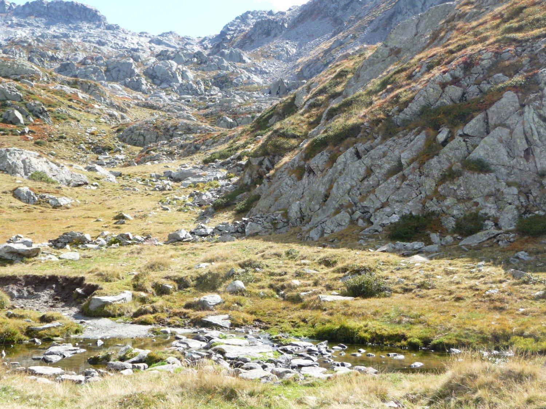 il Colle visto dall'Alpe Maccagno