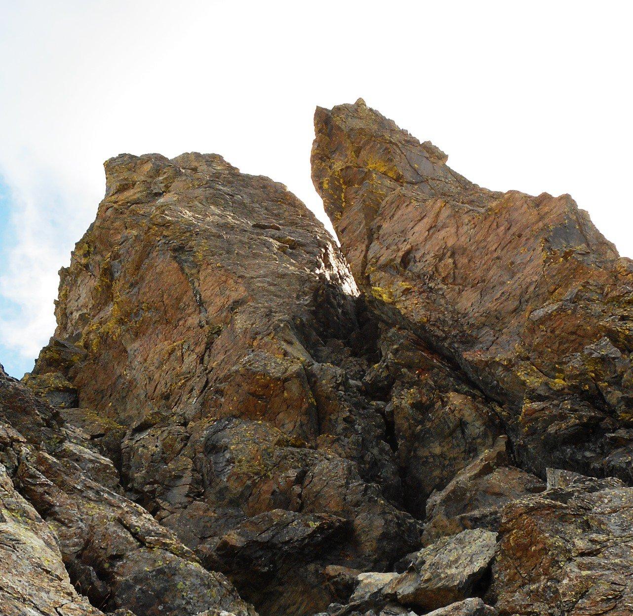 Orsiera (Monte, Punta Sud) Sperone Ovest 2016-10-02