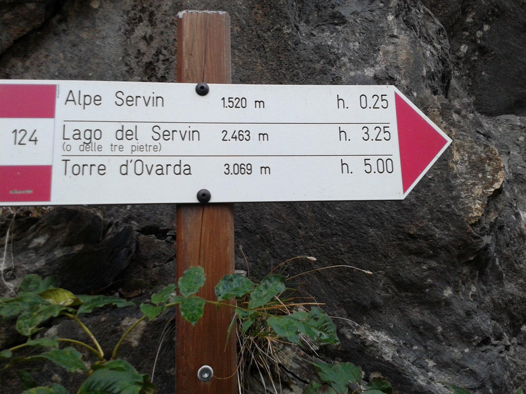 cartelli sentiero 124