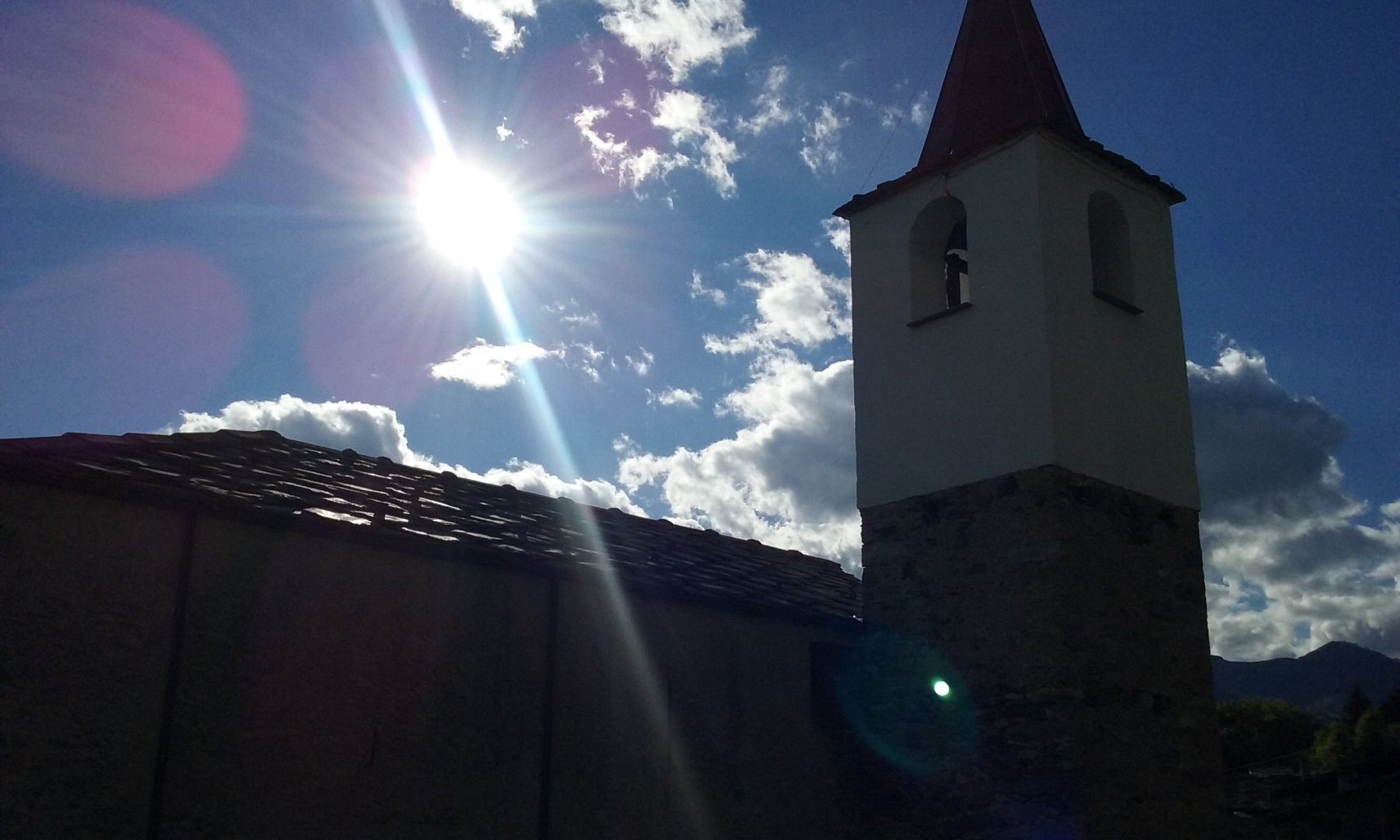 Il campanile di Blavy