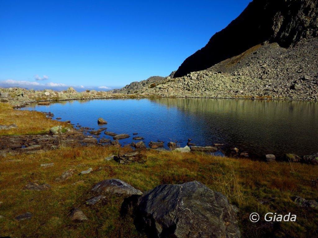 I laghi di mezzo al ritorno non sono più ghiacciati