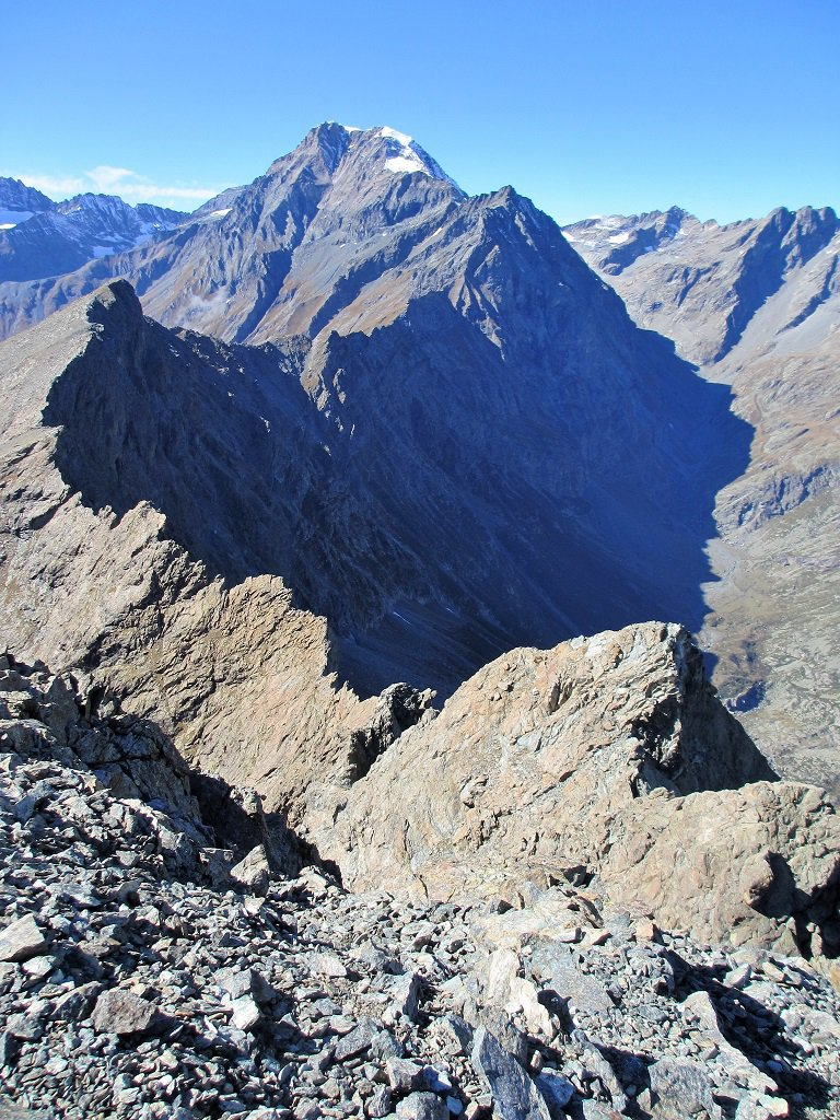 Mondrone (Uja di) Cresta Ovest 2016-10-07