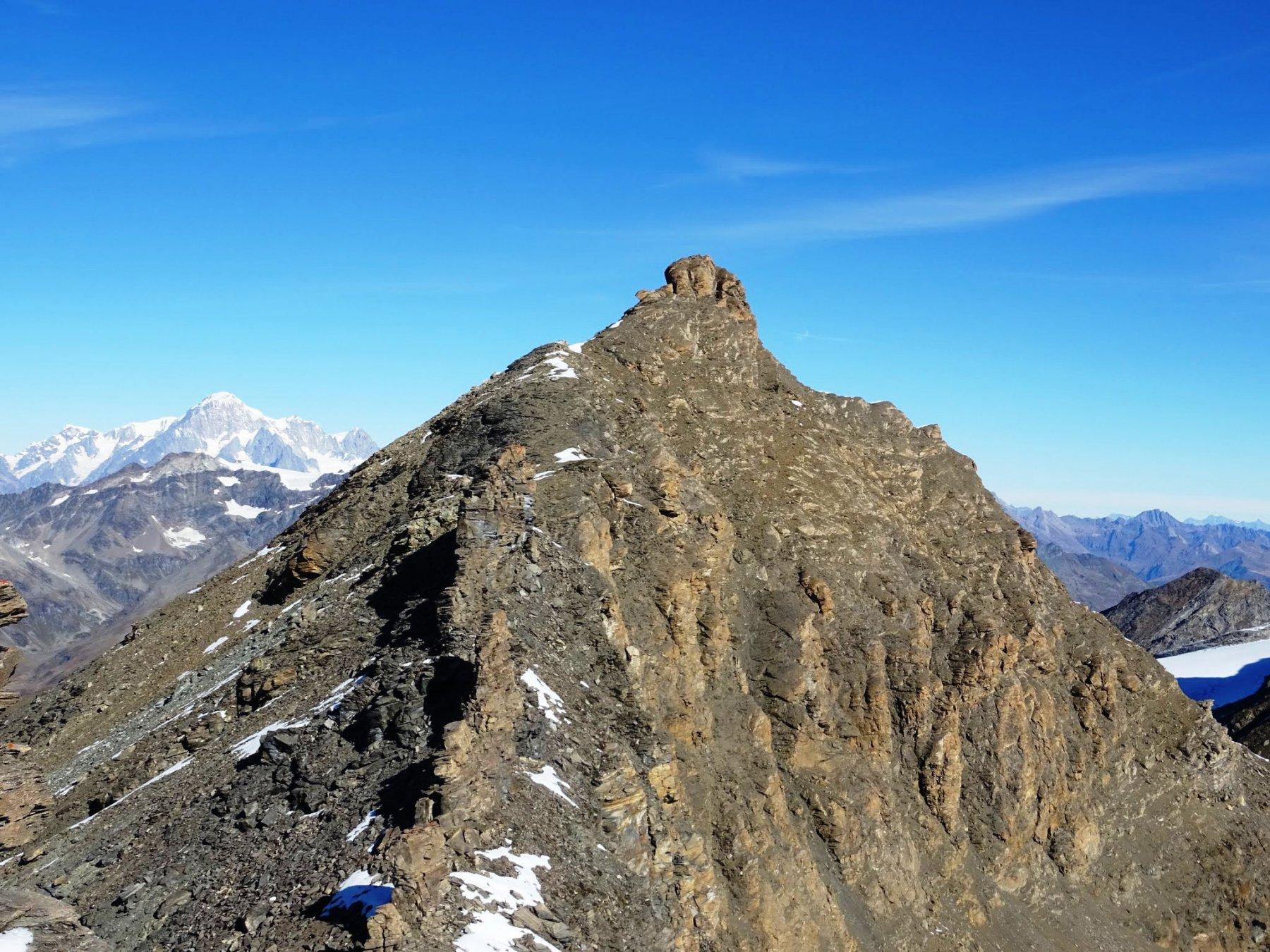 Bassac Nord (Punta) da Thumel per il Col Bassac e la cresta Sud 2016-10-08