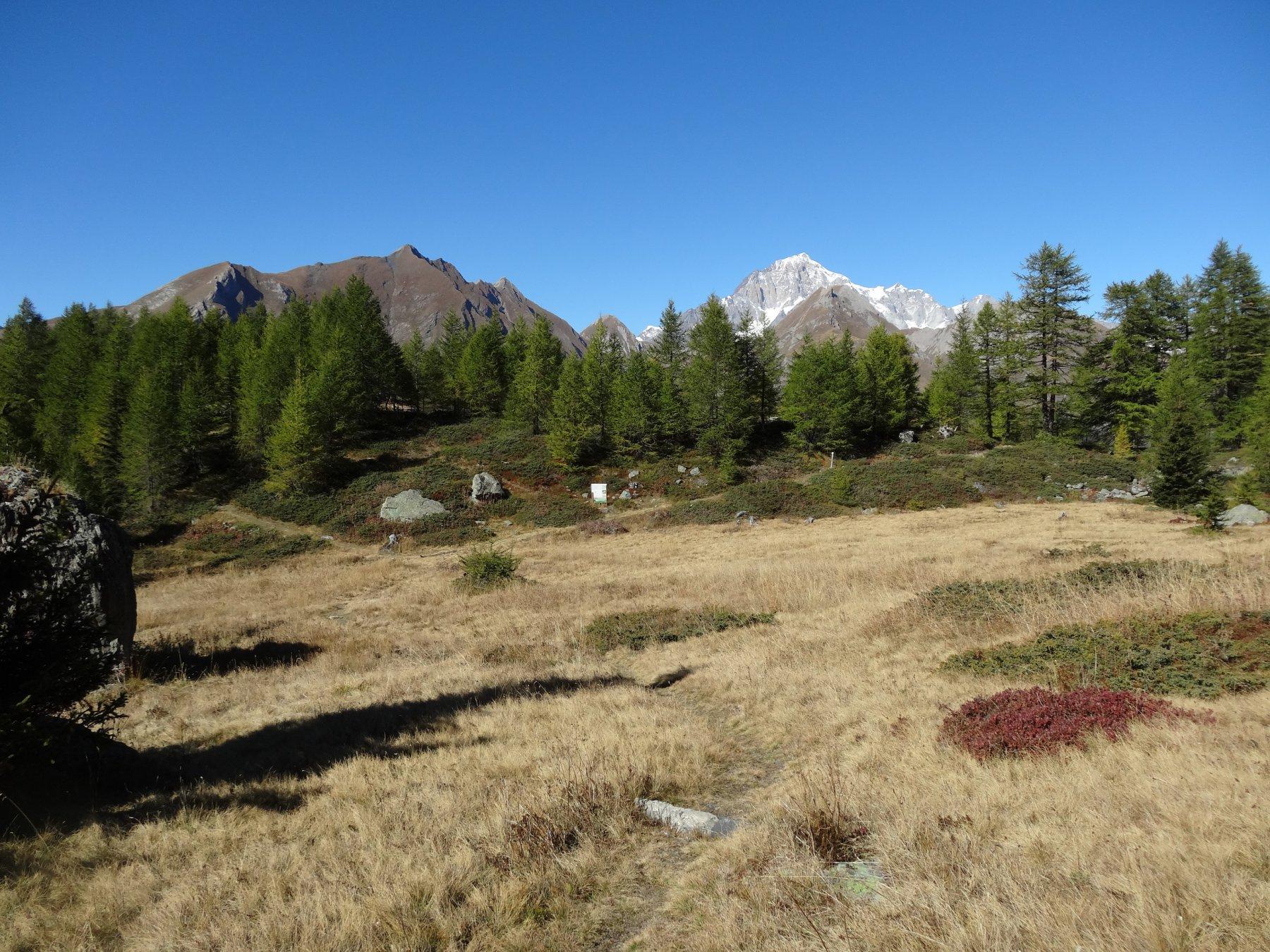 Croce (Punta e Colle della) da Morgex per il Colle San Carlo, giro 2016-10-08