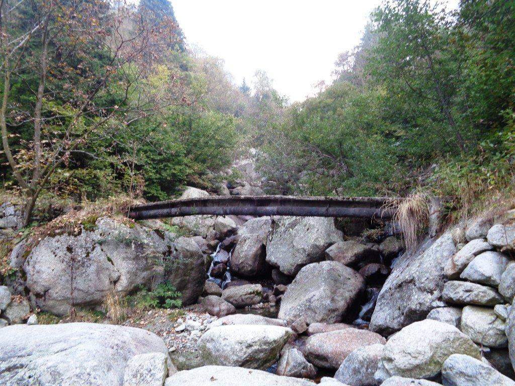attraversamento Rio Ciaval