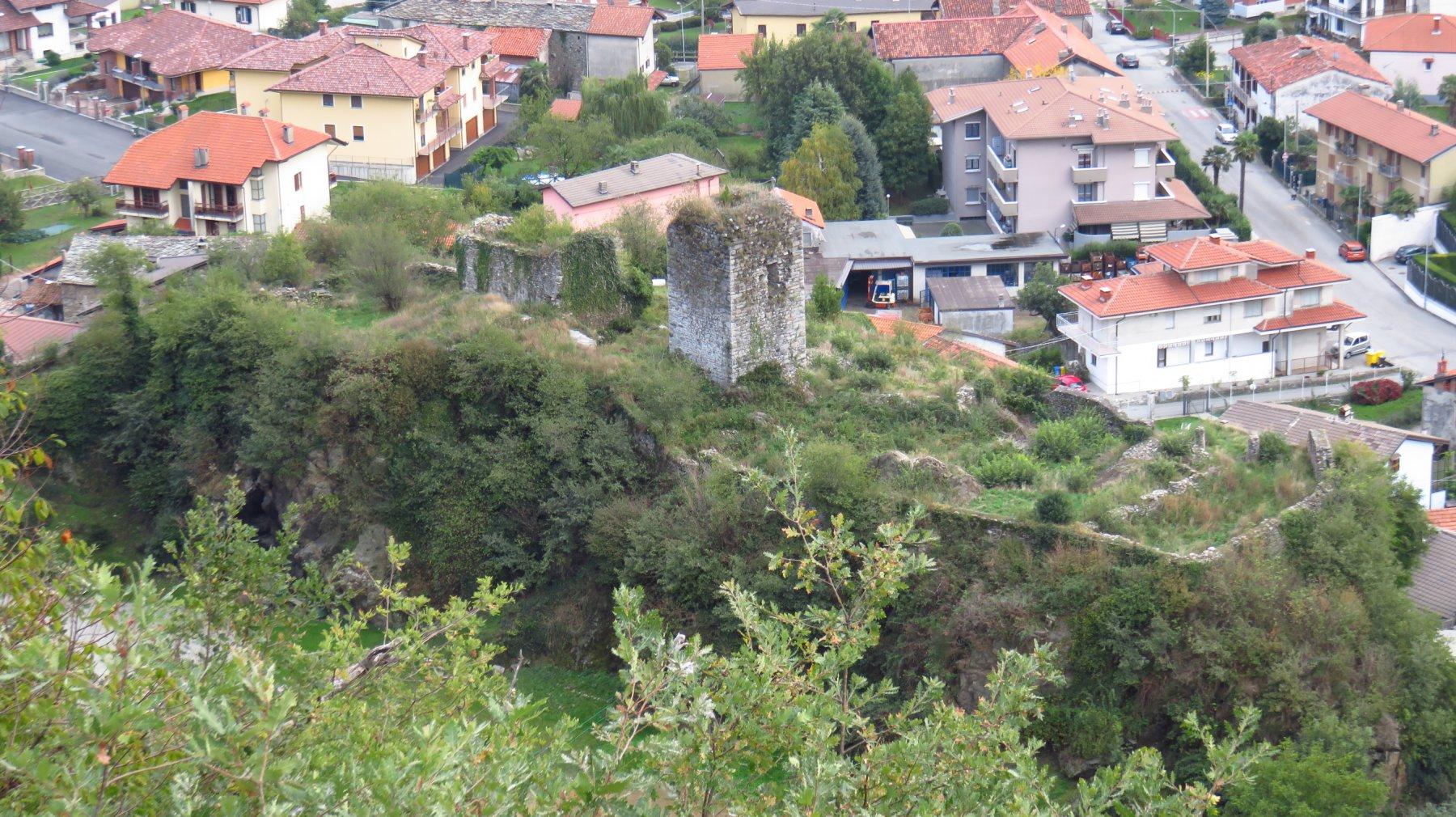 Ruderi del Castello di Salto