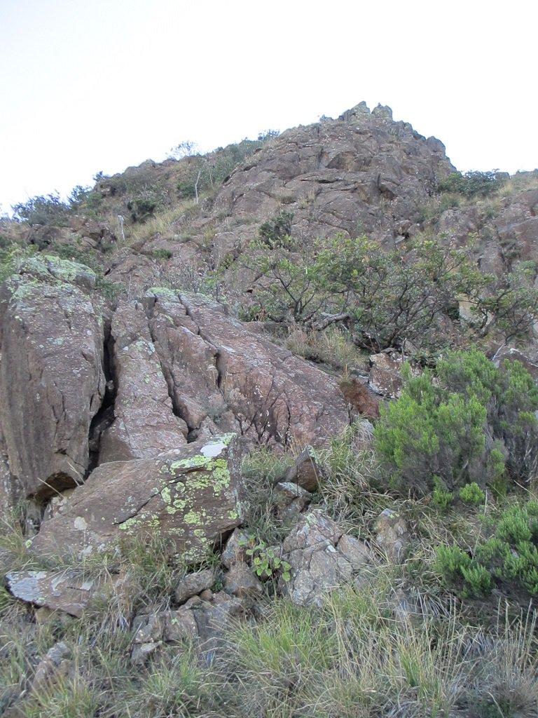 Secondi salti rocciosi