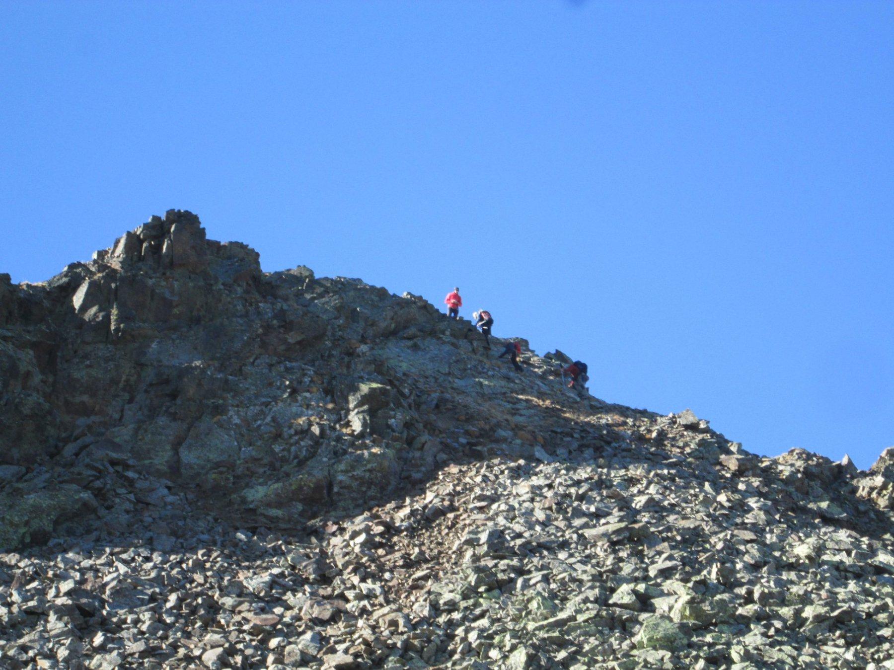 punta Mont de la Tsa