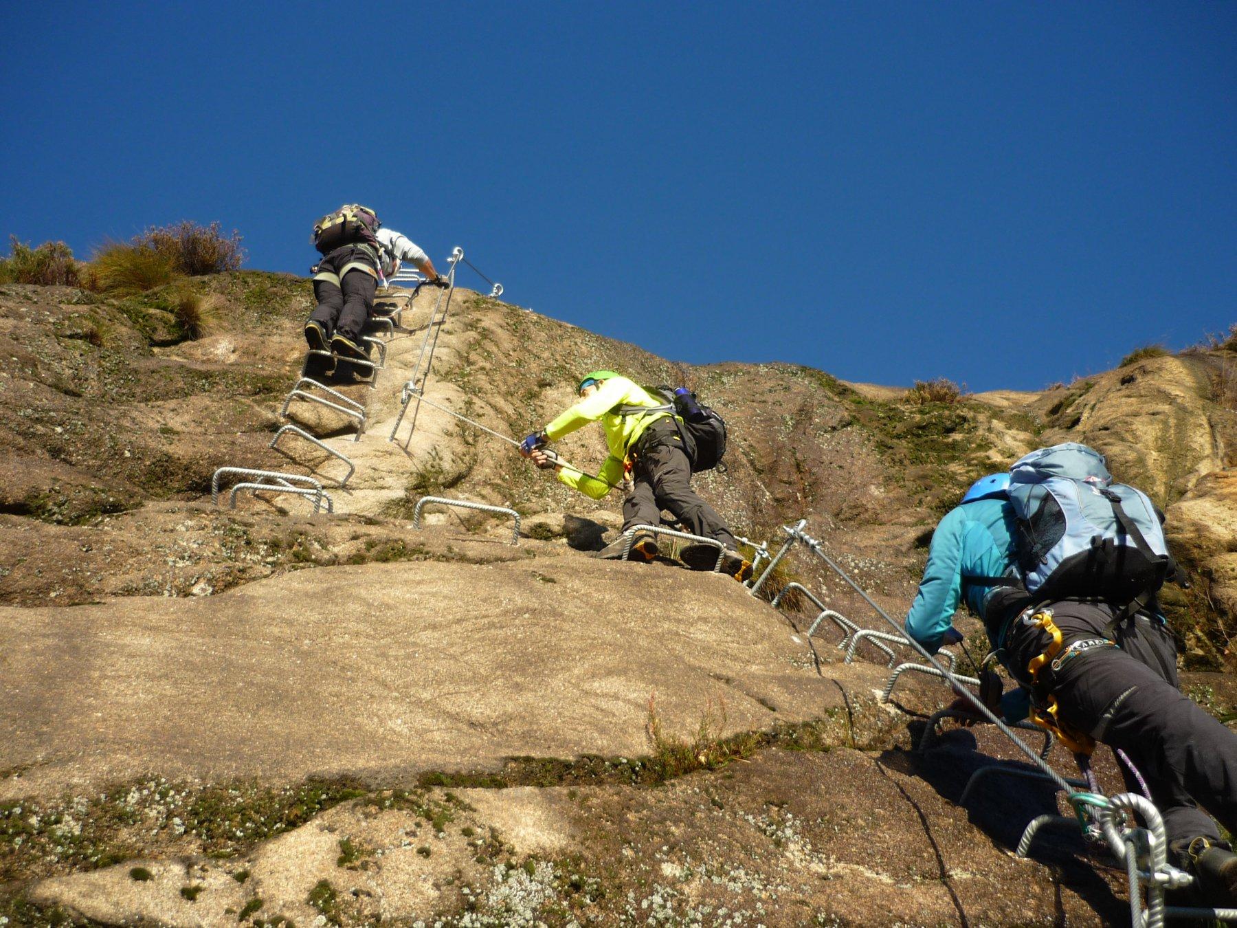 Camoscio (Monte) Ferrata Picasass 2016-10-16
