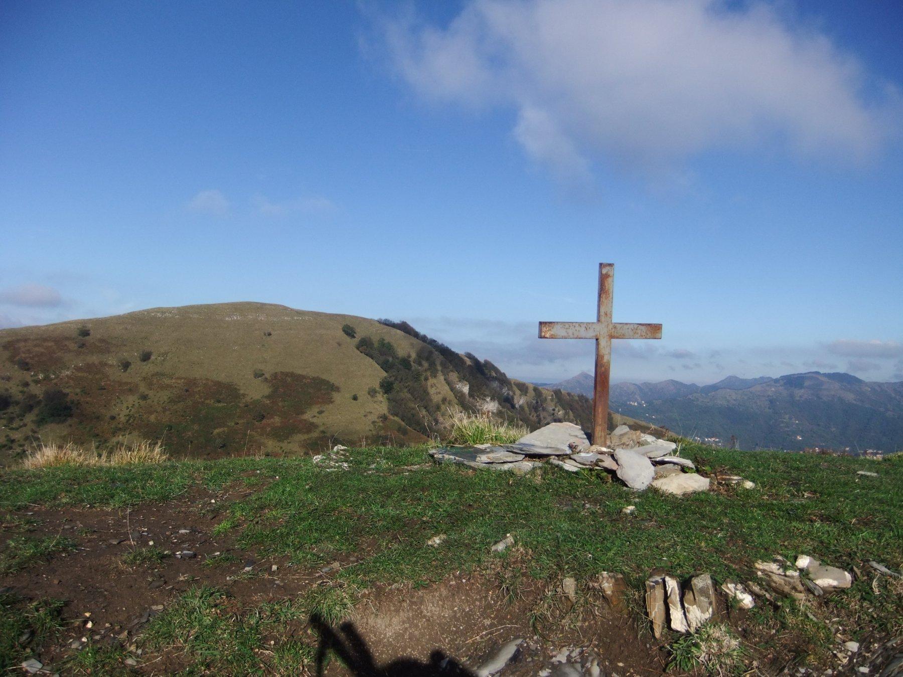 In cima al Monte Bado