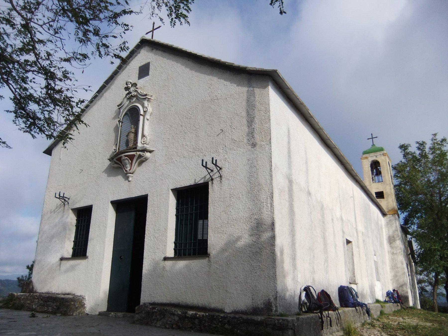 Santuario del Monte Santa Croce