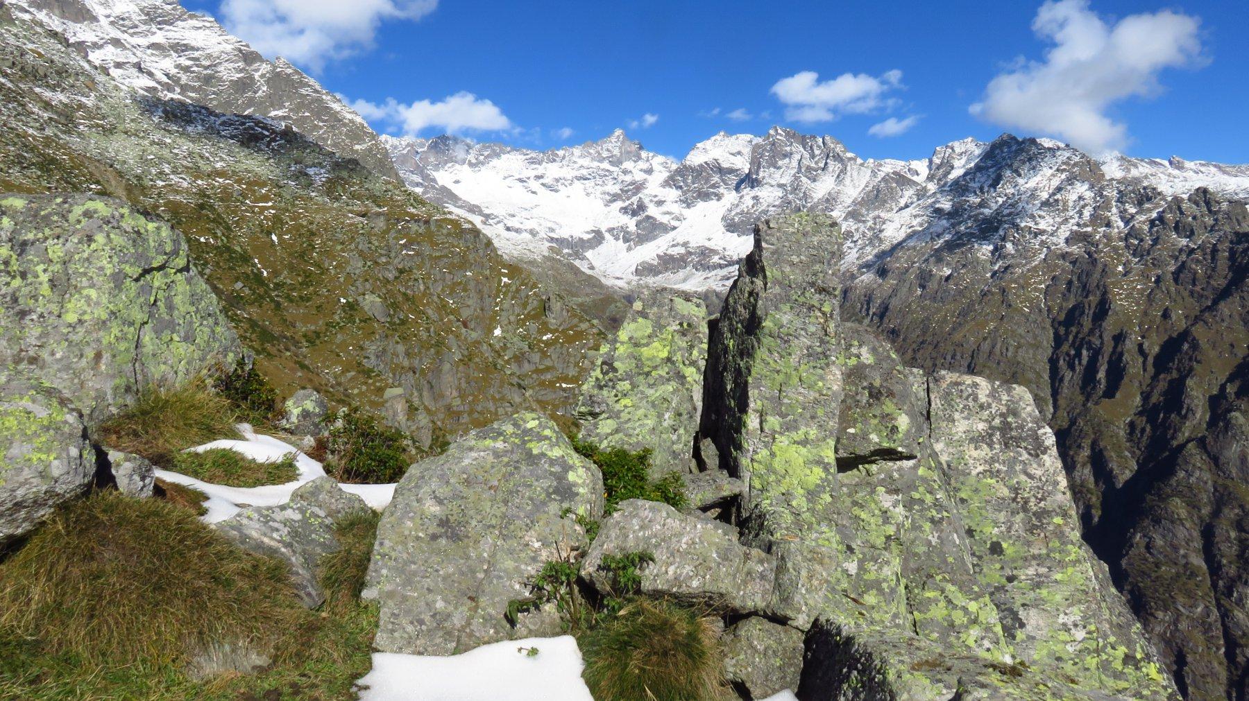 Panorama verso Gran S.Pietro