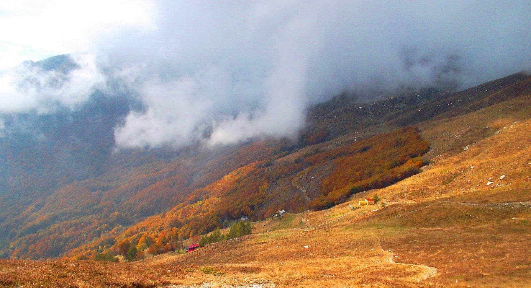 Antoroto (Monte) da Valdinferno, anello per i Monti Grosso e Berlino 2016-10-19
