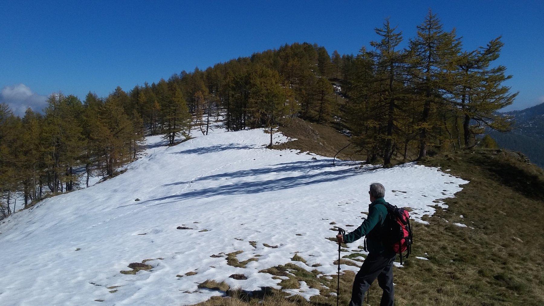 neve al Pian Gra