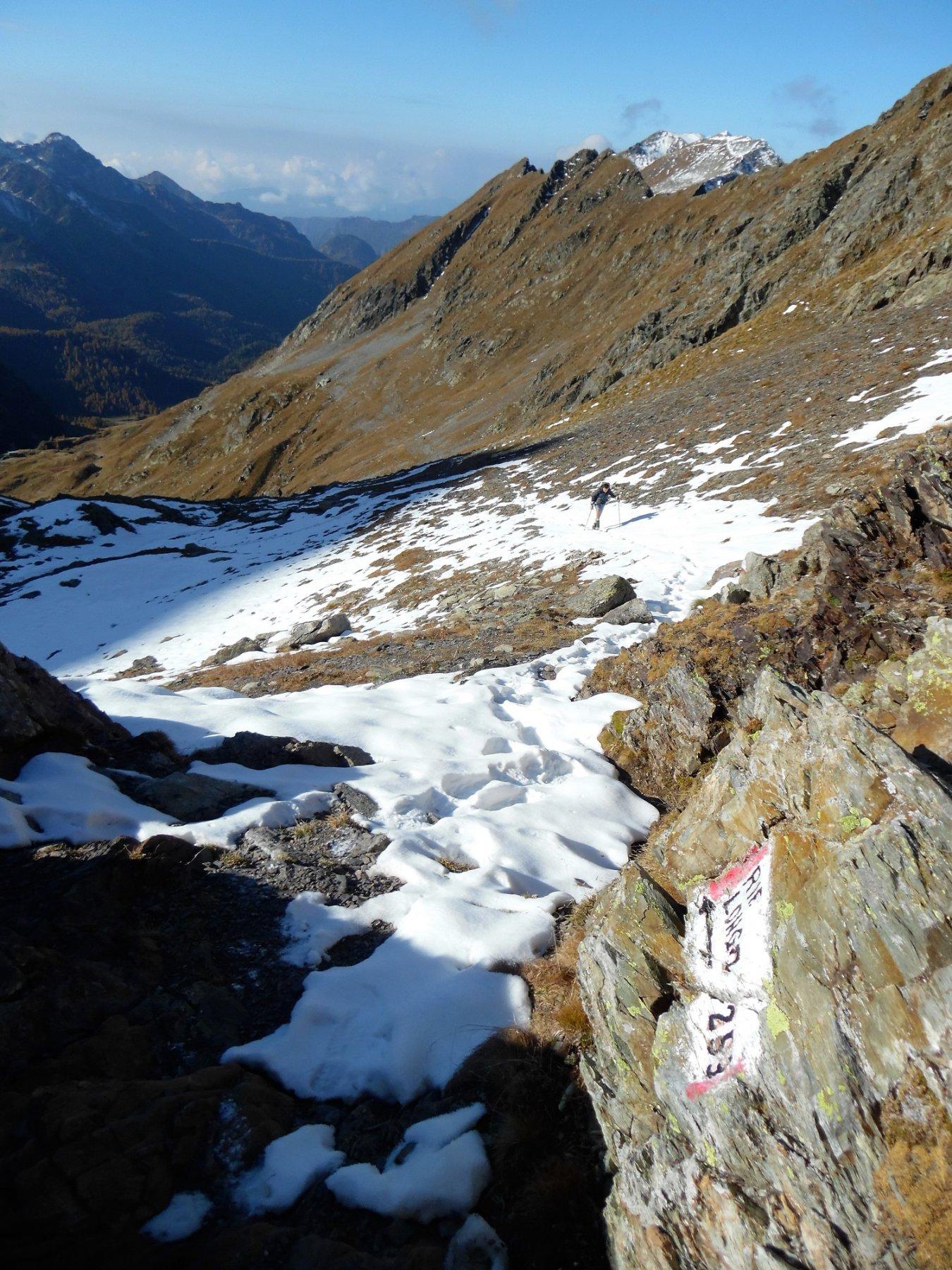 Passo di Cigola 2486 m