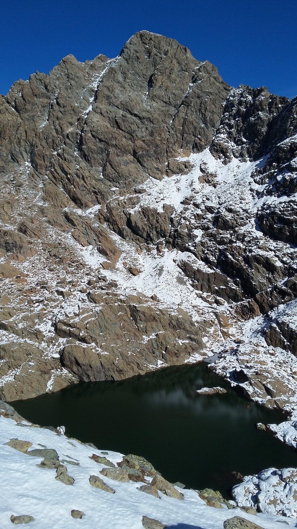 Lago Mercurin e Uia di Mondrone