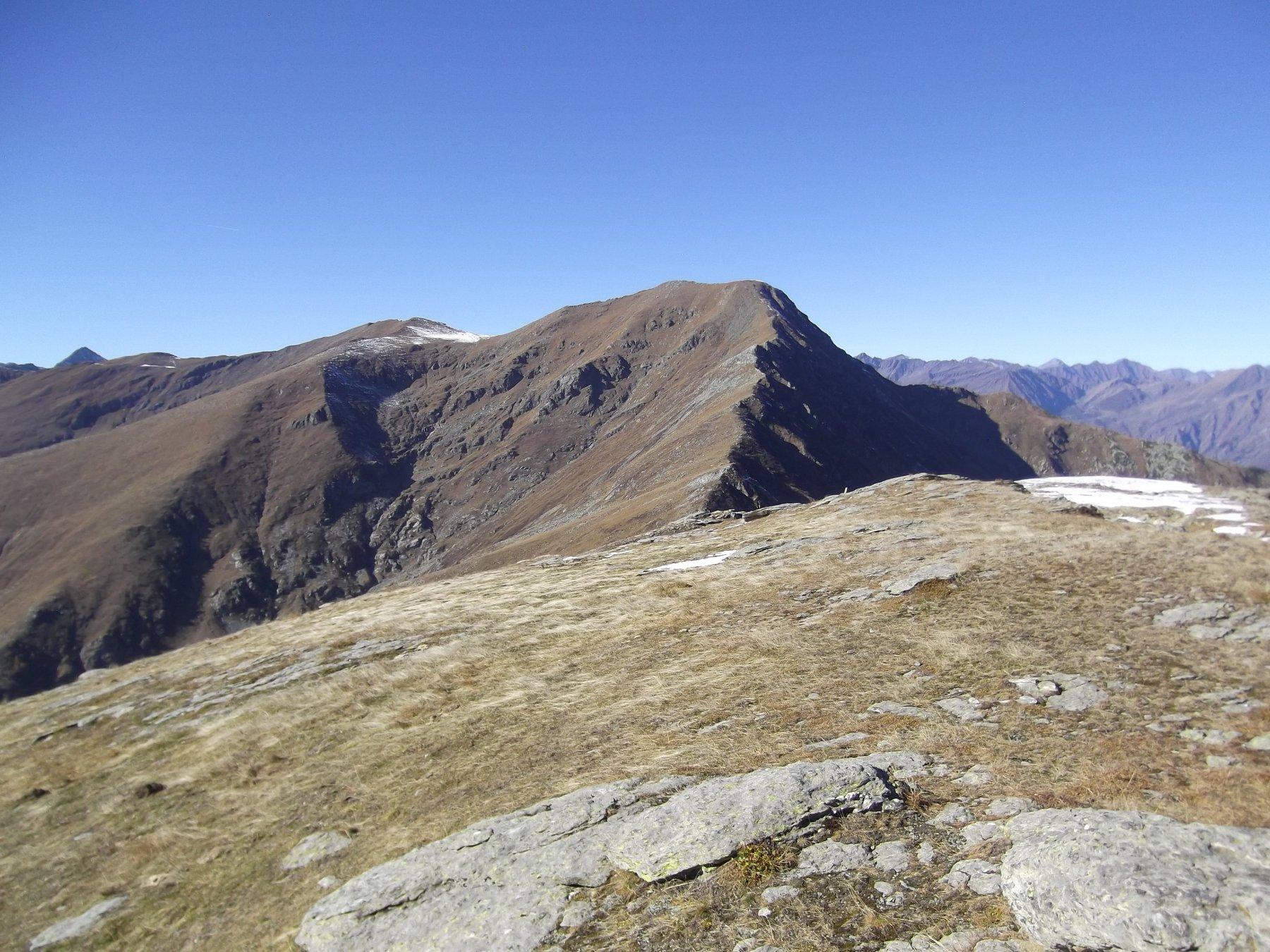 Monte Frioland dal Briccas.