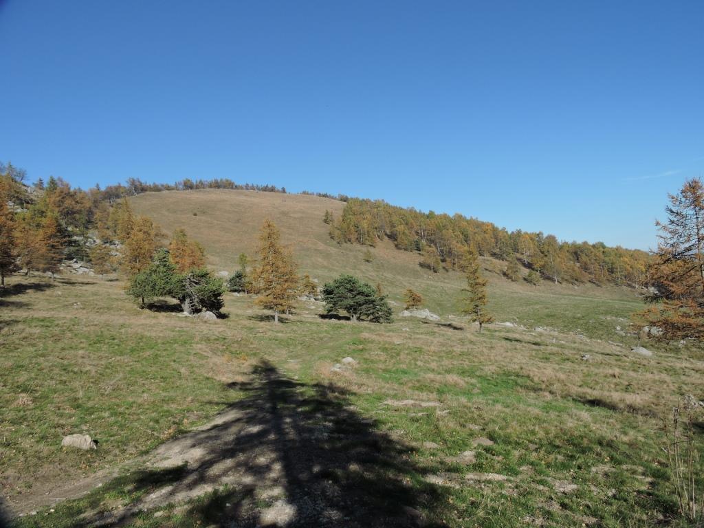 L'alpeggio Brunet