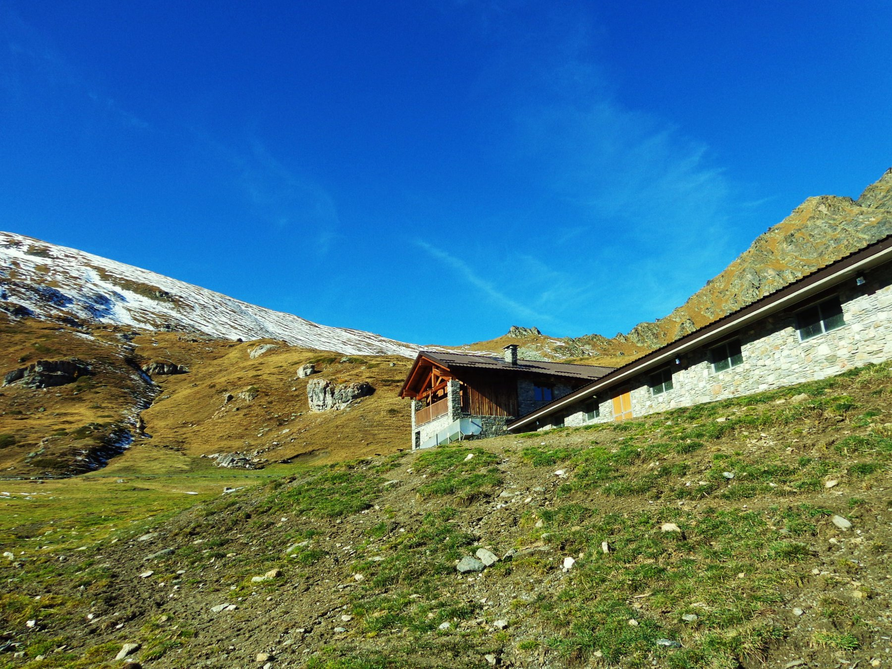 Alpe Lechè a quota 2300m