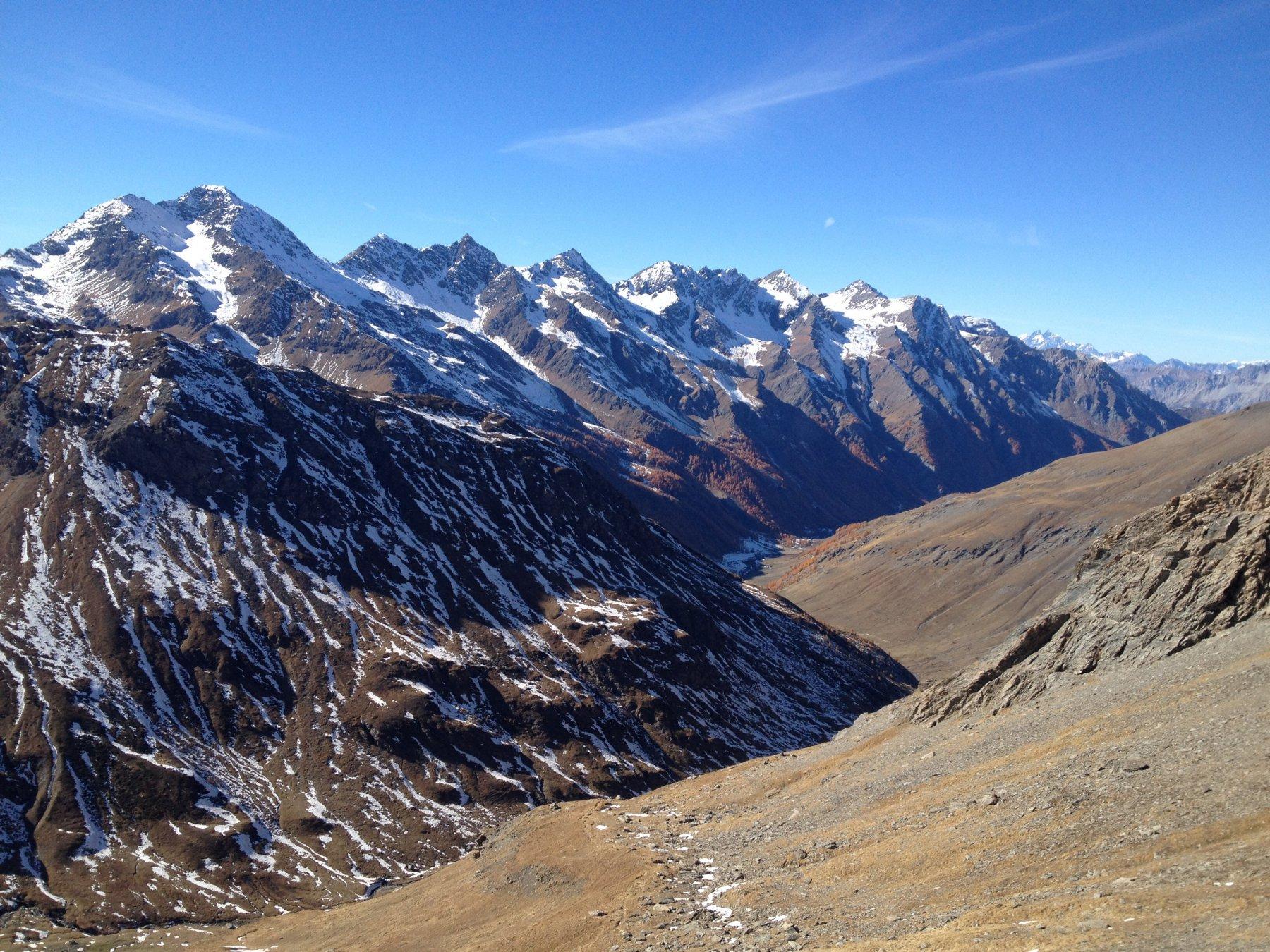 Valle Lunga e Argentera
