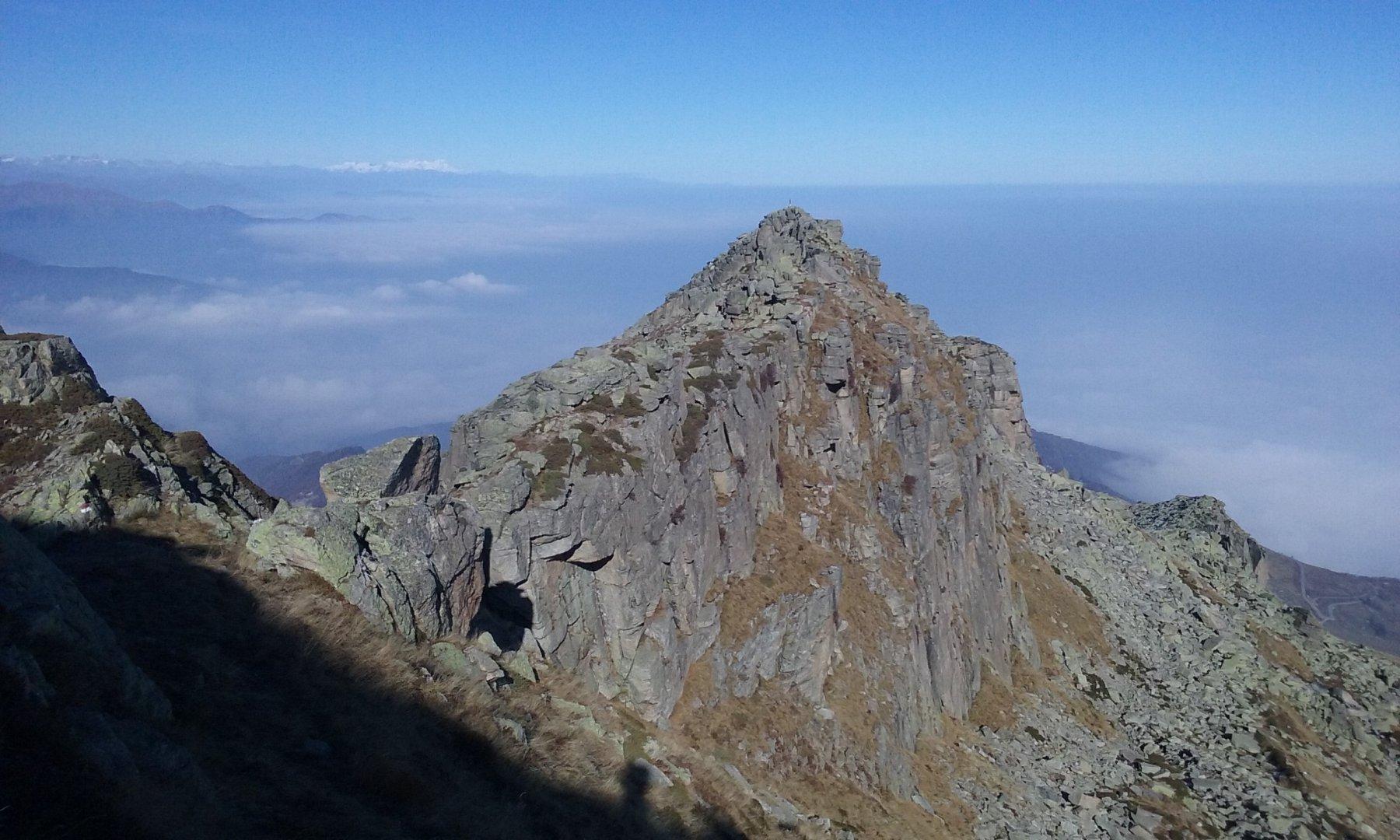 Ostanetta (Punta), Punta dal Razil, PuntaRumella da Meire Durandini 2016-11-01
