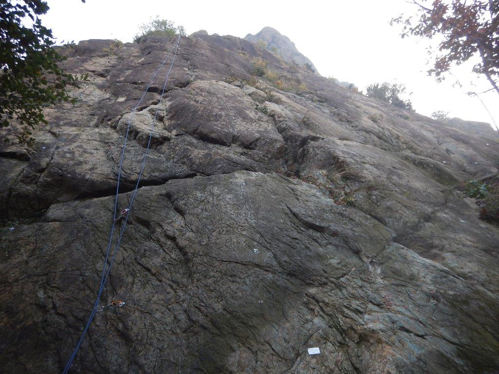 Pirchiriano (Monte)Placche di San Michele 2016-11-01