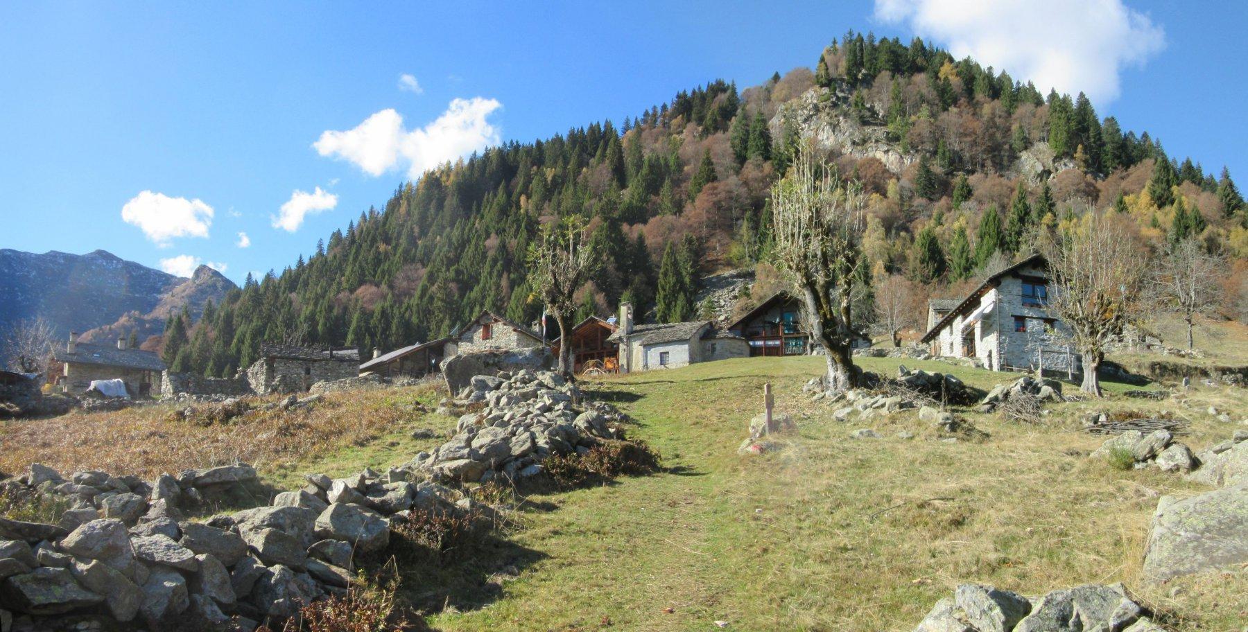 Alpeggi a Cangello