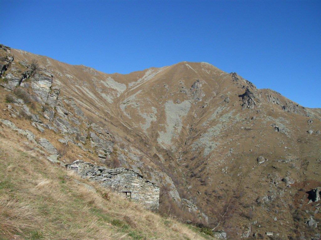 alpe Le Drouse 1460