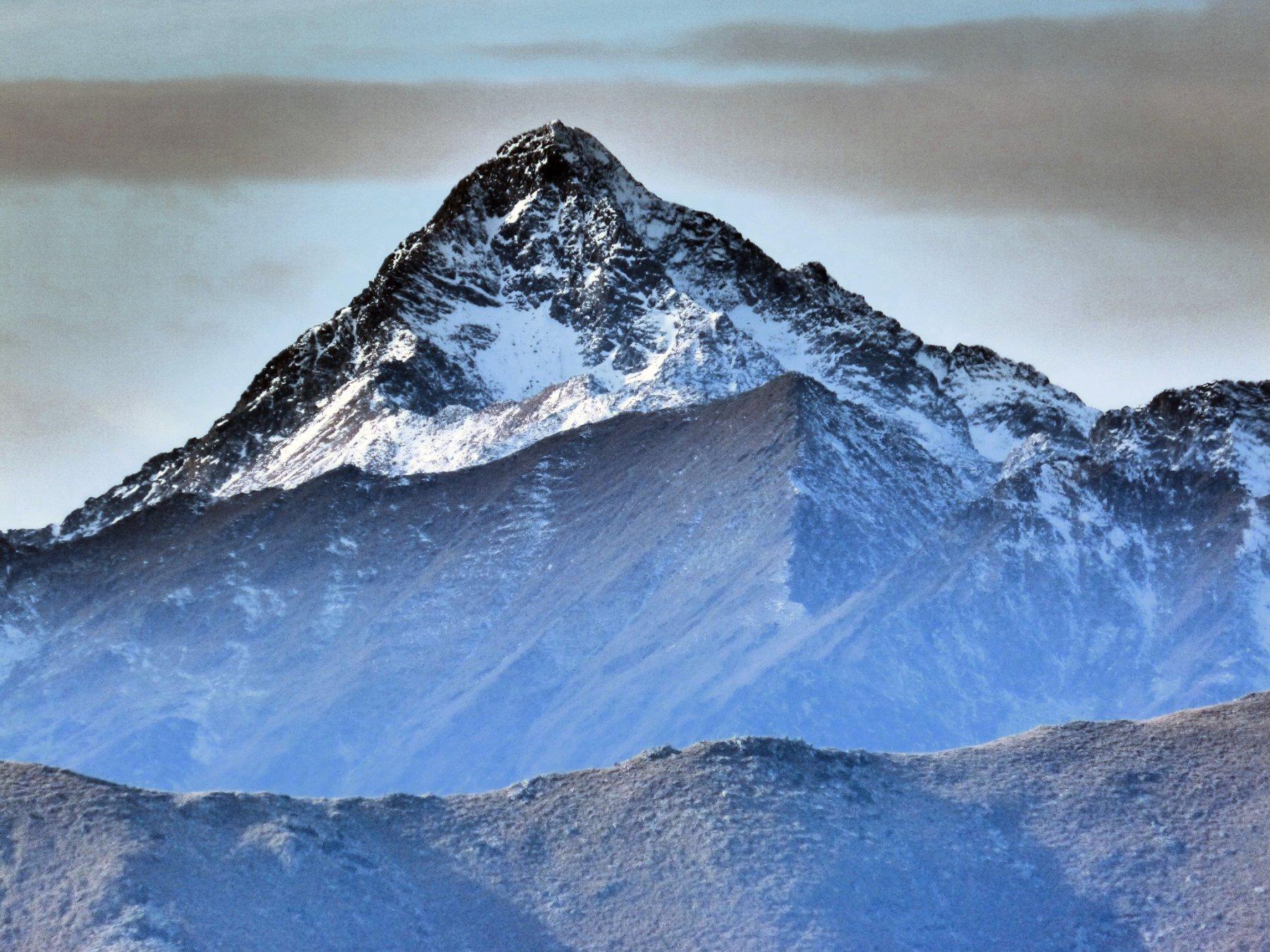 Monte Mars (2600mt) parete Nord/Est