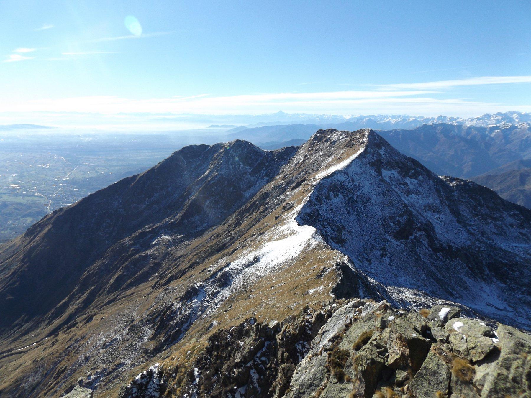 Cresta della Quinzeina