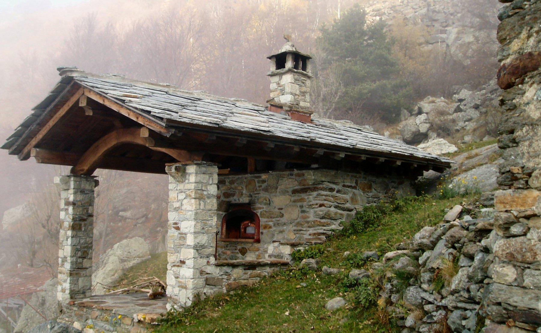 Il forno di Verale.