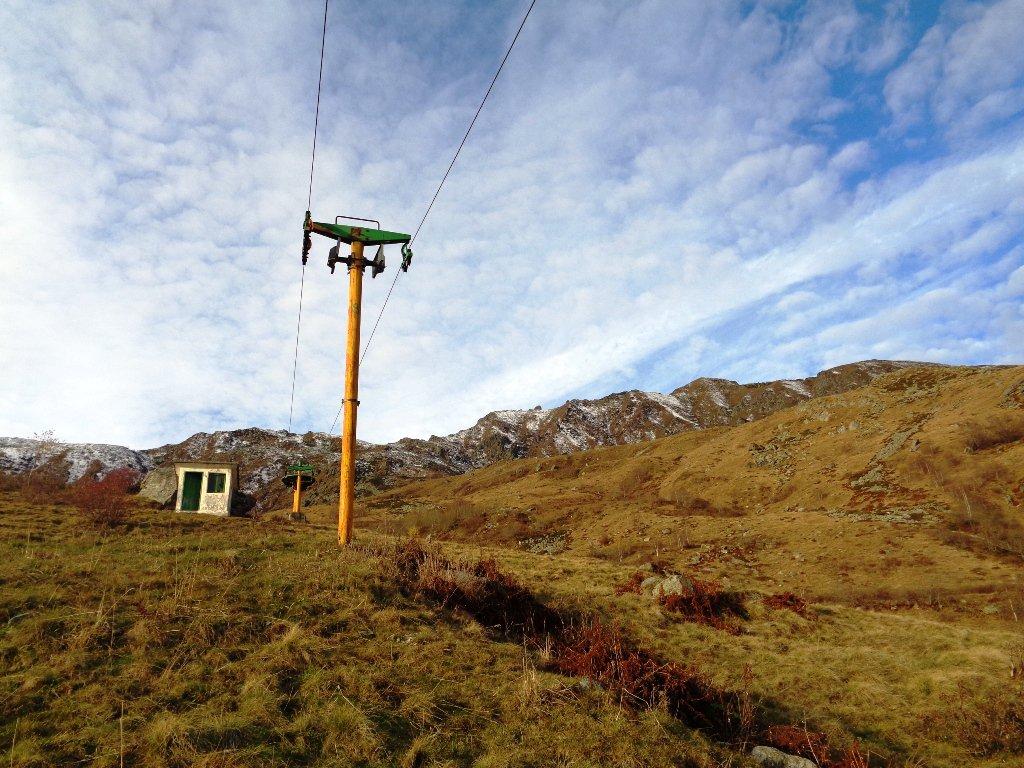 scheletro 2' skilift